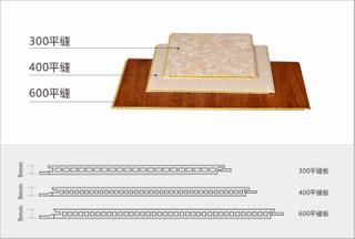 墙板平缝系列